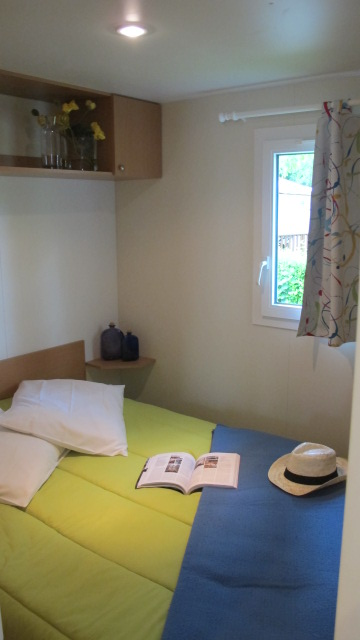 Mobilhome Flory 2 chambres 5 personnes