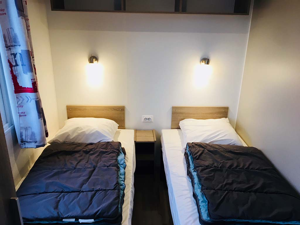 Mobilhome Savana 2 chambres 4 personnes