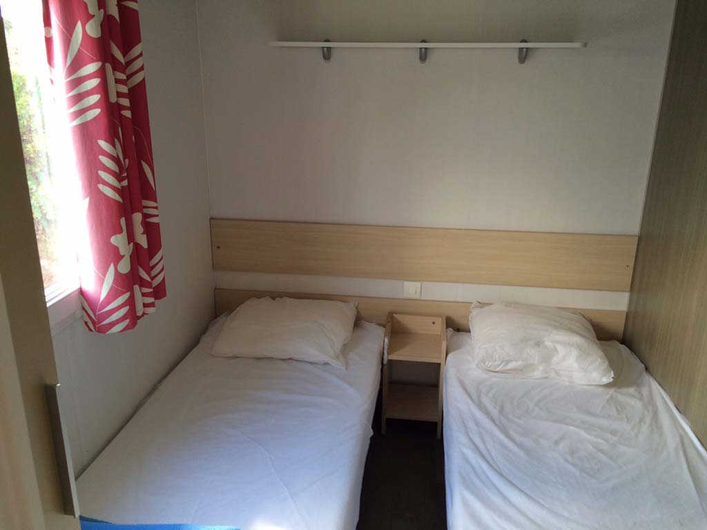 Mobilhome Savany 2 chambres 4 personnes